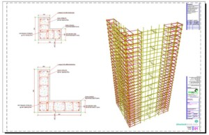 L Shaped Corner Column Reinforcement Details