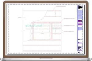 Timber Floor Opening Layout Plan View