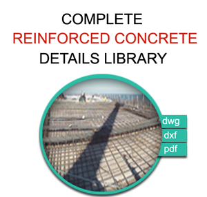 reinforced concrete library set