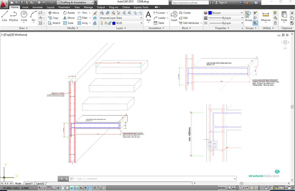 reinforcement detailing handbook free download