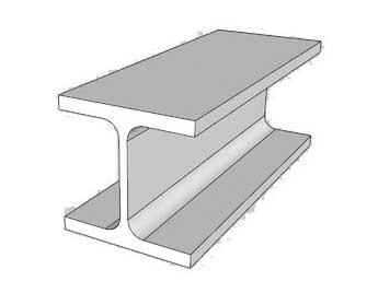 European Wide Flange HEA HEB Profile Steel Sections dwg CAD drawings