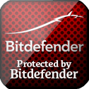 protected by Bitdefender