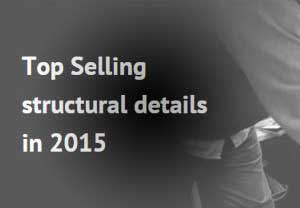Top Selling structural details in 2015